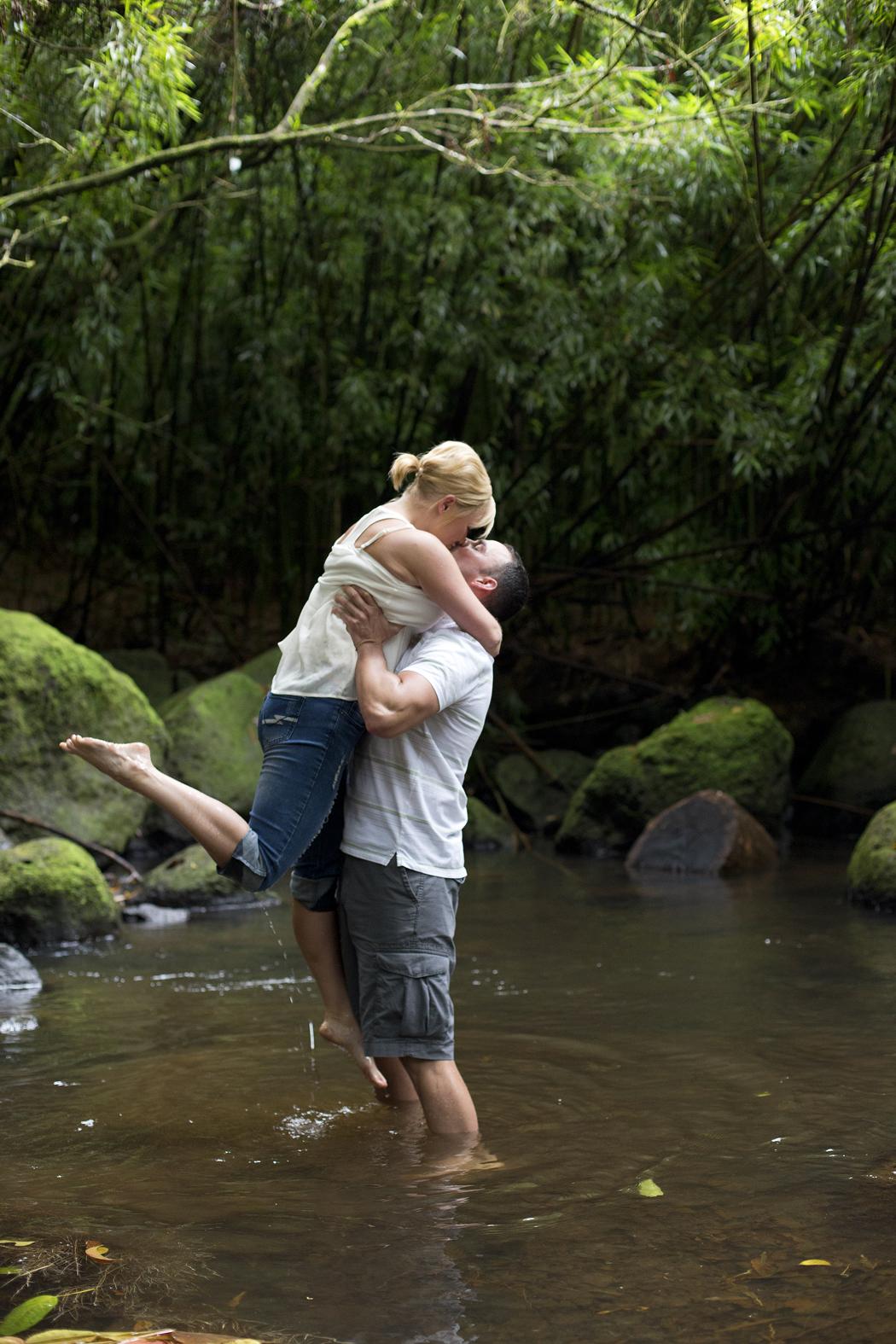 Hawaii Engagement Shoot