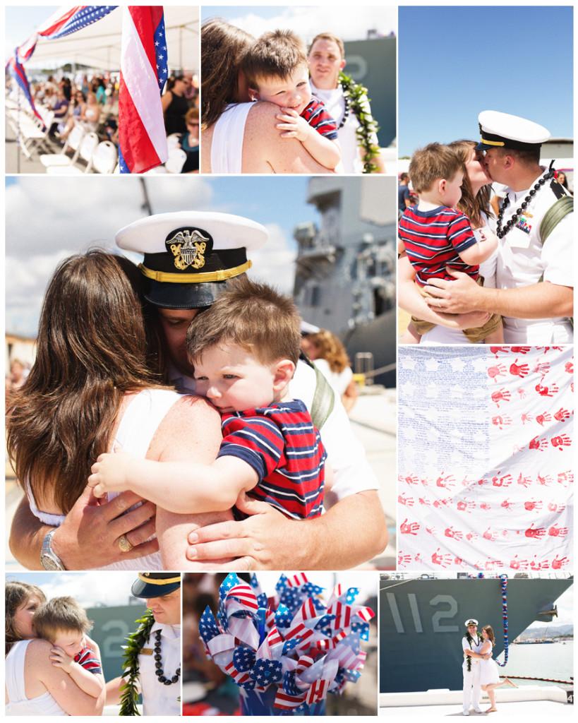 San Diego Military Homecoming