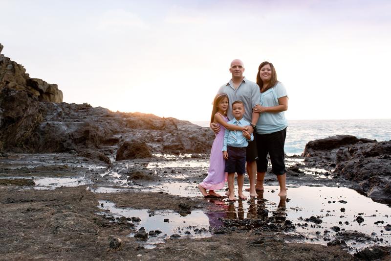 Sunrise family photos