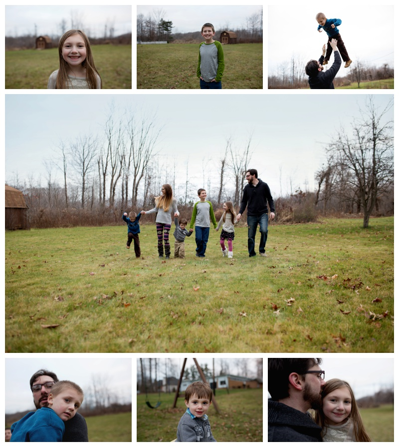 cleveland metroparks family photos