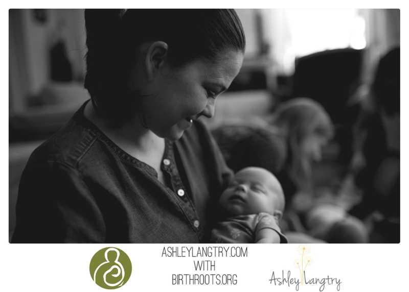 Portland Maine Newborn Photography