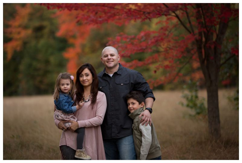 family fall photos