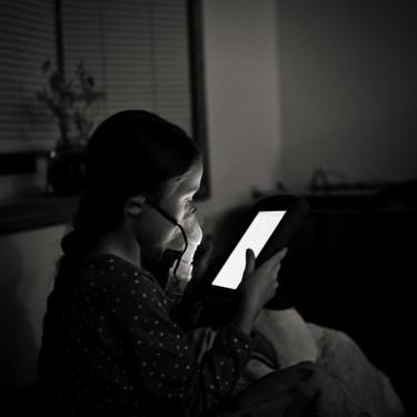 documentary photography sick girl