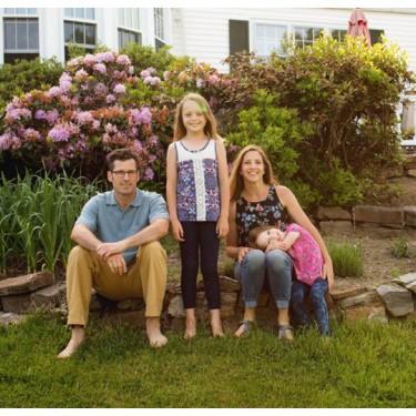 family photo ashley langtry maine
