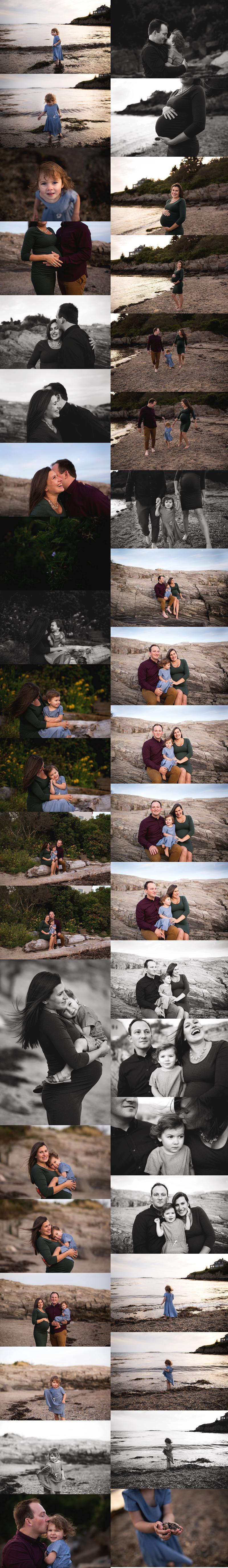 Portland Maine Photographer at Lands End
